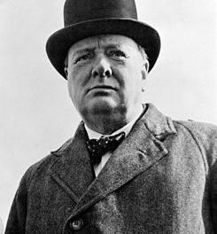 Винстон Черчил за Фантазијата