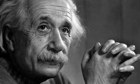 Алберт Ајнштајн за лудоста